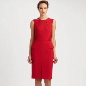 Rachel Roy red Sheath Dress.